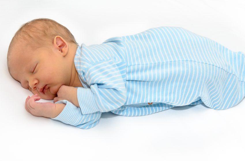 Article pour bébé : la gigoteuse