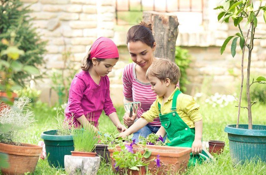 Comment occuper ses enfants pendant les travaux ?